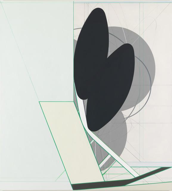 , 'DDM-40-2017,' 2017, Galería Pelaires