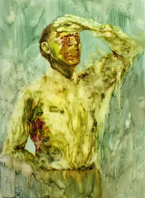 , 'Rainmaker,' 2017, Barnard