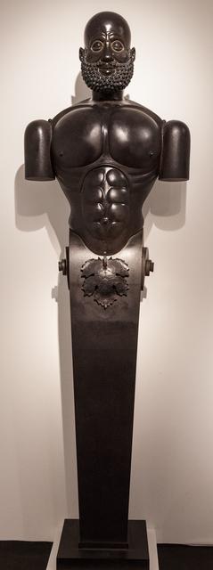 , 'Male « Terme » ,' 2018, Galerie Dumonteil