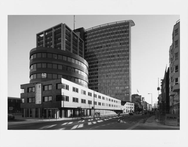 Gabriele Basilico, 'Berlino', 2000, Photography, Vintage gelatin silver print., Il Ponte