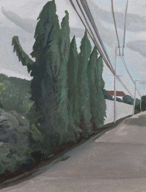 , 'St. Gabriel Trees,' 2017, Richard Koh Fine Art