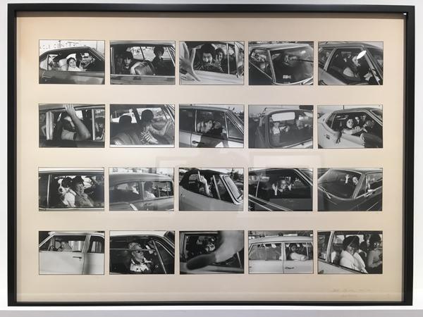 , 'People in Cars,' 1970-1973, Robert Mann Gallery