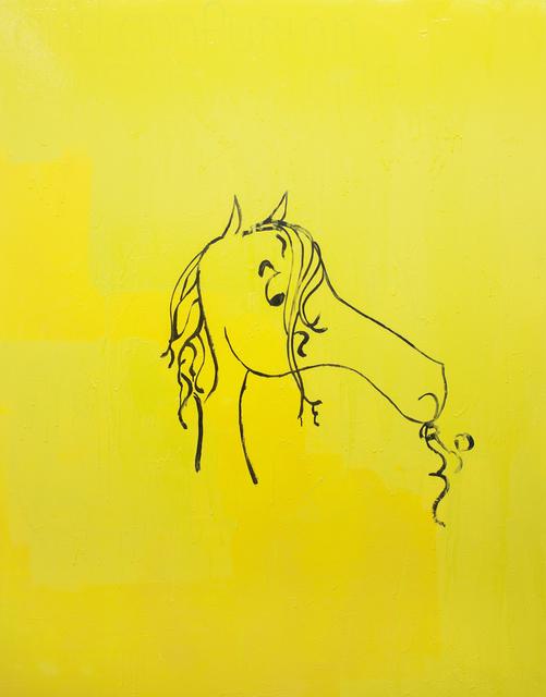 , 'Mild Horses,' 2016, Ruttkowski;68