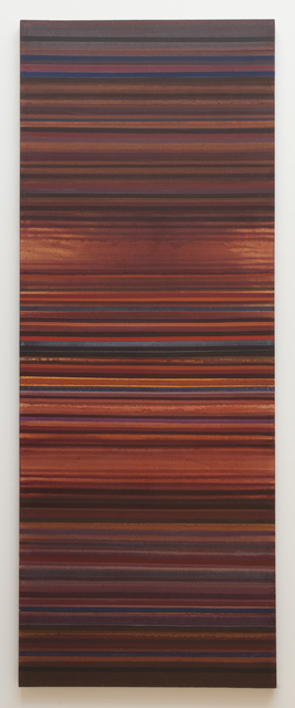 , 'Firewall,' 1962, Haines Gallery
