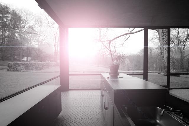 , 'Modern Flares (The Glass House),' 2012, Winston Wächter Fine Art