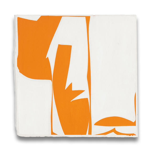 Joanne Freeman, 'Covers 13-Orange', 2014, IdeelArt
