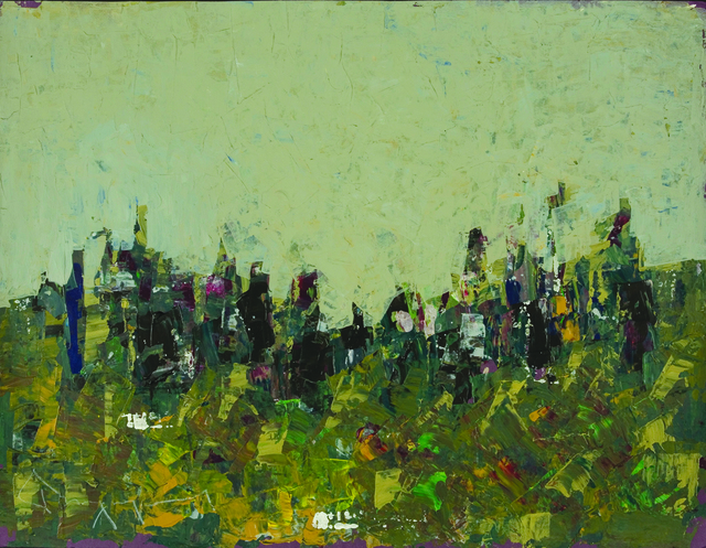 , 'Skyline,' , Eisele Fine Art