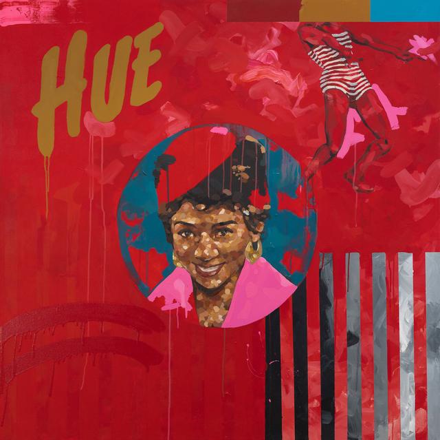 Jeremy Okai Davis, 'Hue', 2019, Elizabeth Leach Gallery