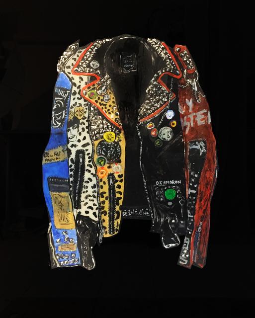 , 'Jacket with Leopard Skin,' 2018, V1 Gallery