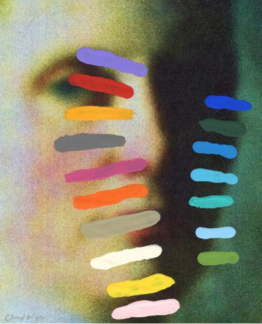 , 'Composition on Panel 11,' 2015, Joseph Gross Gallery