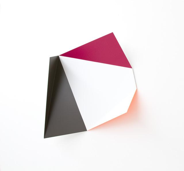Rana Begum, 'No. 330 - Fold,' 2012, BISCHOFF/WEISS