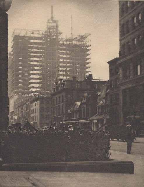 , 'Old and New New York (1910),' 1911, Robert Mann Gallery