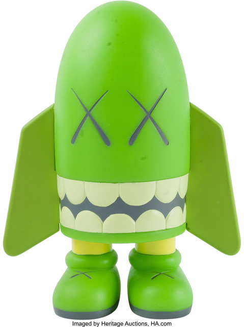KAWS, 'Blitz (Green)', Other, Heritage Auctions