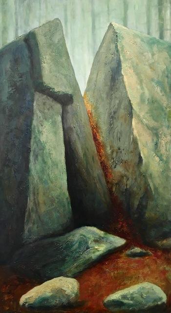, 'Broken Rocks,' 2011, Gallery NAGA