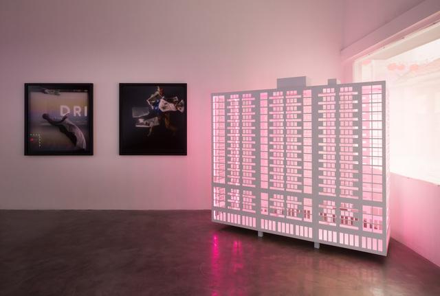 , 'Luminary, 1,' 2017, Charlie James Gallery