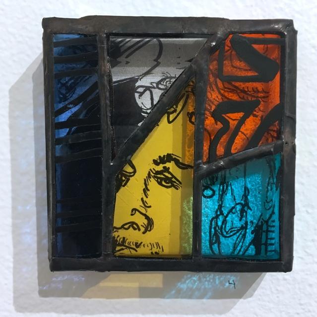 , 'Mr. Tea,' 2018, Deep Space Gallery