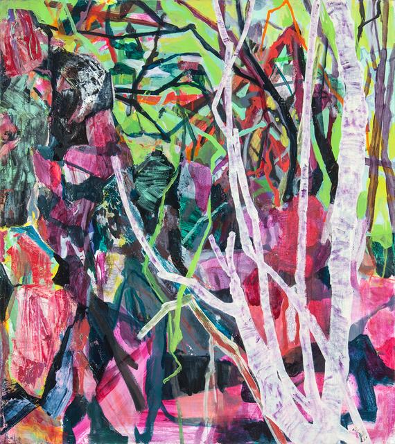 Allison Gildersleeve, 'Tumbling Down', 2018, Valley House Gallery & Sculpture Garden