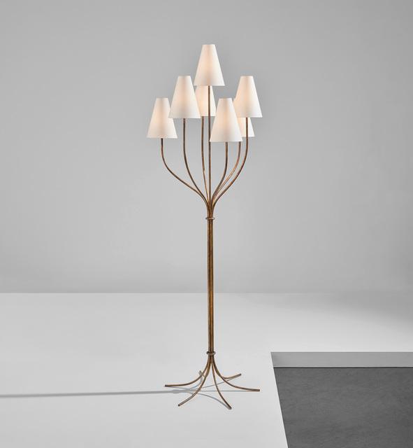 "Jean Royère, '""Persane"" floor lamp', circa 1954, Phillips"