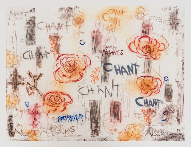 Joan Snyder, 'Chant/Always', 2016, Anders Wahlstedt Fine Art