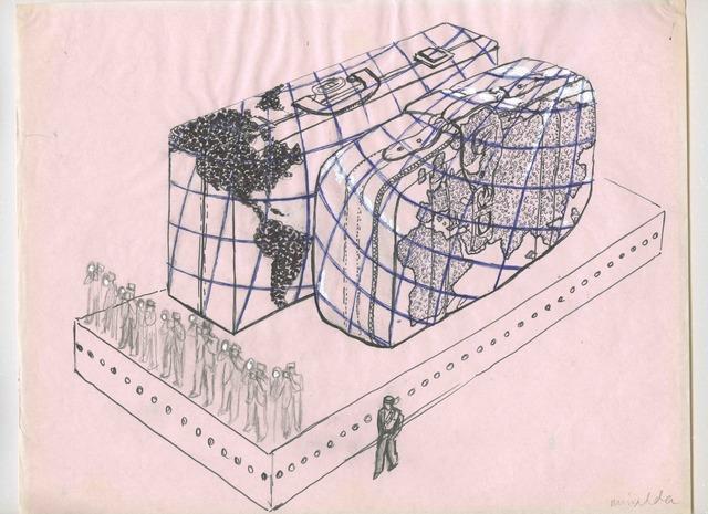 Antoni Miralda, 'New World-Old World Suitcases', 1989, Henrique Faria Fine Art
