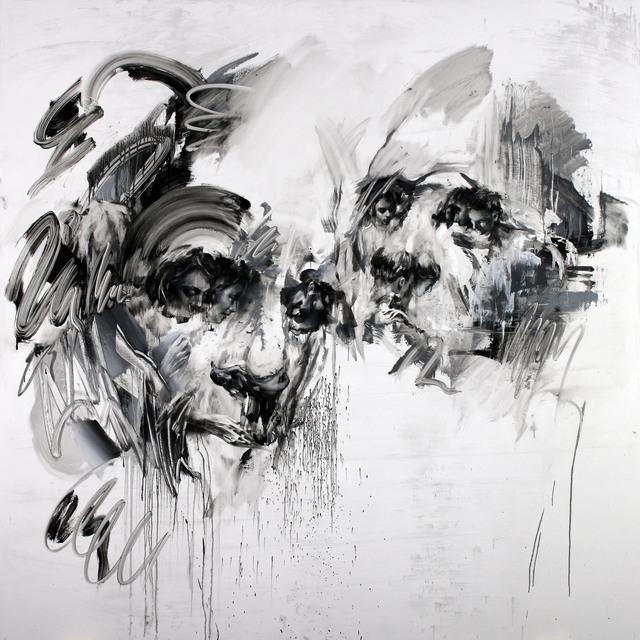 , 'Dual,' 2016, Lawrence Alkin Gallery