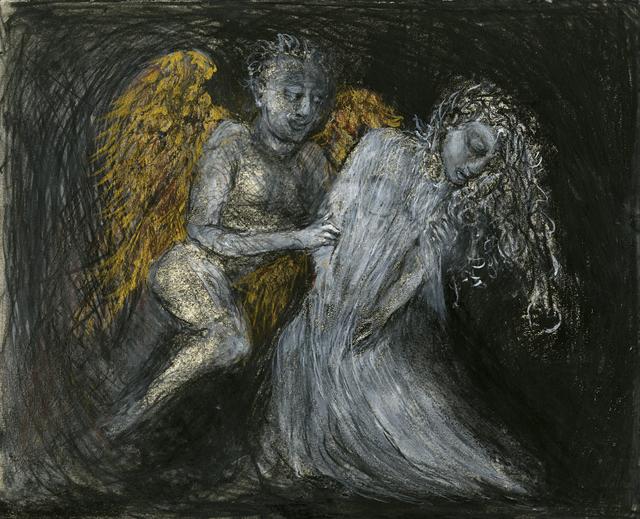 , 'Eros (1),' 2018, Pratt Contemporary