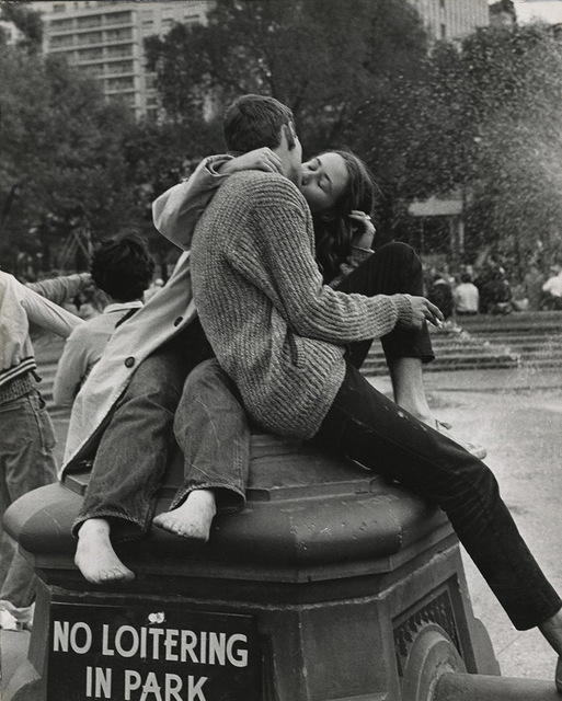, 'Washington Square Park, New York City,' 1962/1960s, Contemporary Works/Vintage Works