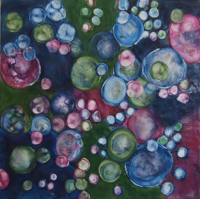 , 'Bio Flow 7,' 2015, Fountain Street