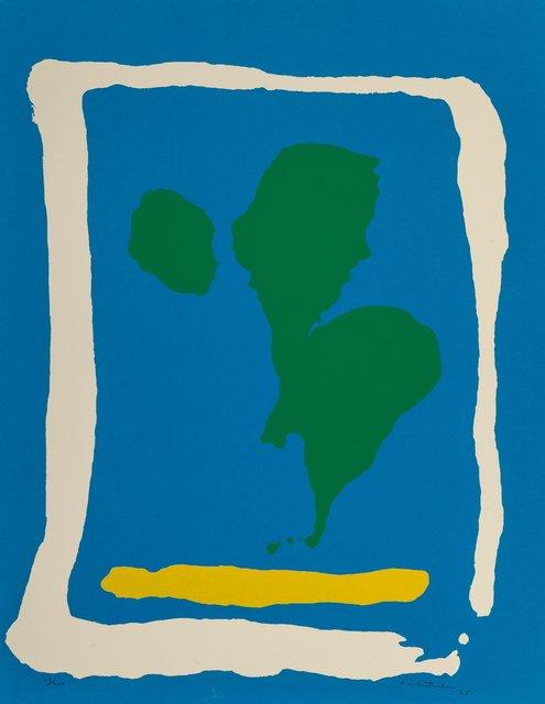 Helen Frankenthaler, 'Air Frame, from the New York Ten portfolio', 1965, Heritage Auctions