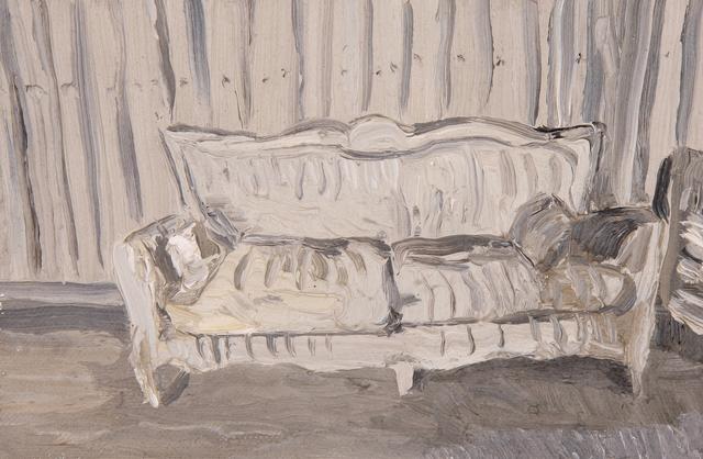 , 'Sofa,' 2013, Galeria Leme