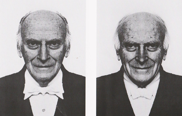 , 'Yehudi Menuhin, from the series Hidden Image,' 1994, Le Guern Gallery