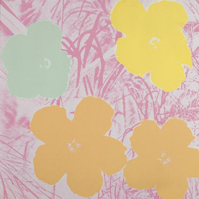 , 'Flowers (FS II.70) ,' 1970, Revolver Gallery