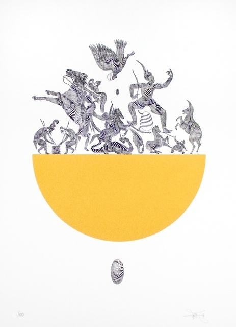 2501, 'Kaliyuga', 2015, Art276