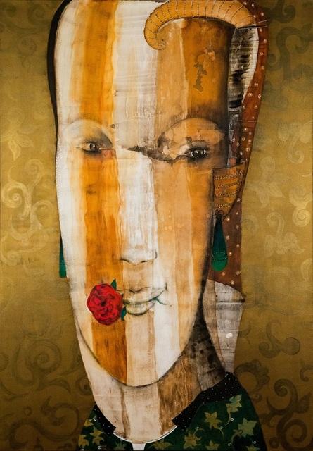 , 'Woman in love,' 2017, Tabari Artspace