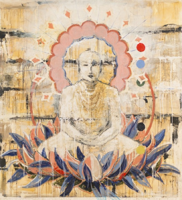 , 'Siddhartha II,' , Isabella Garrucho Fine Art