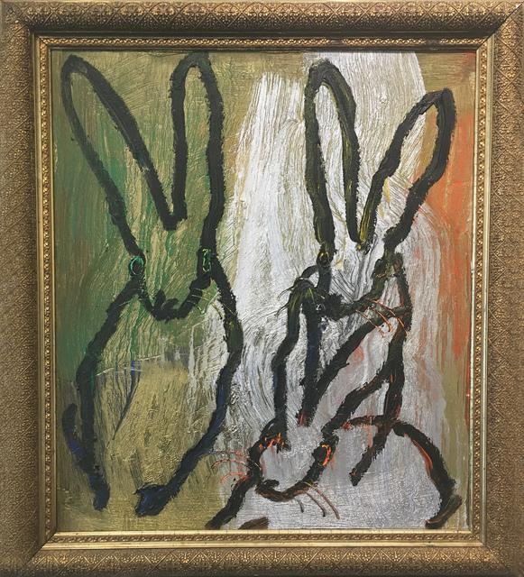 , 'Double Bunny,' 2015, Madelyn Jordon Fine Art