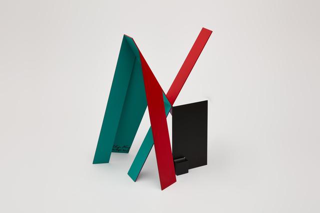 , 'Au Repos Maquette,' 2013, Luhring Augustine