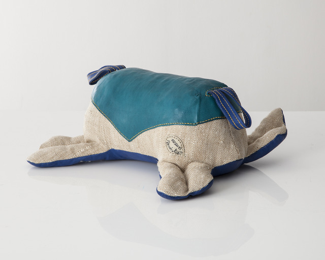 ", 'Double-tail ""Therapeutic Toy"" Seal,' 2013, R & Company"