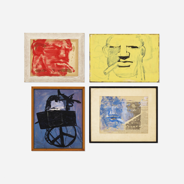 Robert Loughlin, 'Untitled (four works)', 2005, Wright