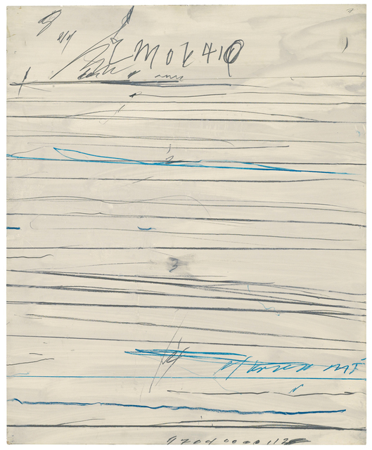 Cy Twombly, 'Untitled (Ramifications)', 1971, Sotheby's: Contemporary Art Day Auction