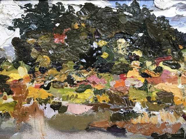, 'Neponset Bay October,' 2015, Fountain Street