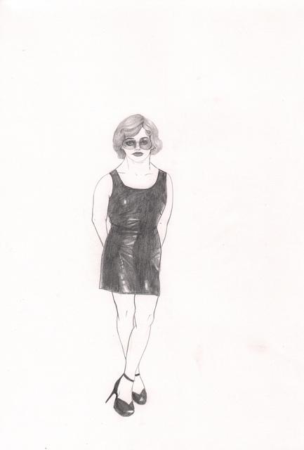 , 'Latex Dress,' , MULHERIN