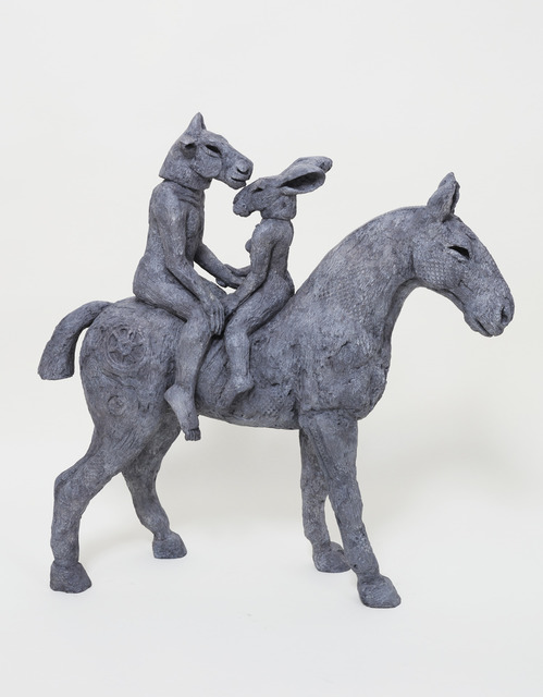 , 'Lovers on Horseback,' 2013, Waterhouse & Dodd