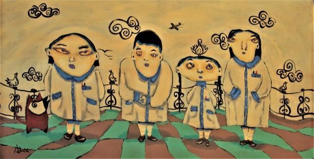 Manuel Adria, 'Retrato Escolar', Galleria Dante