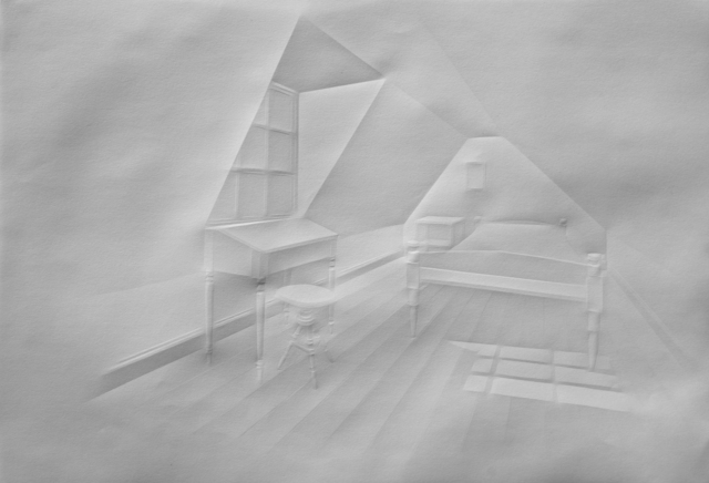 , 'Untitled (Sleeping Chamber),' 2015, Foley Gallery