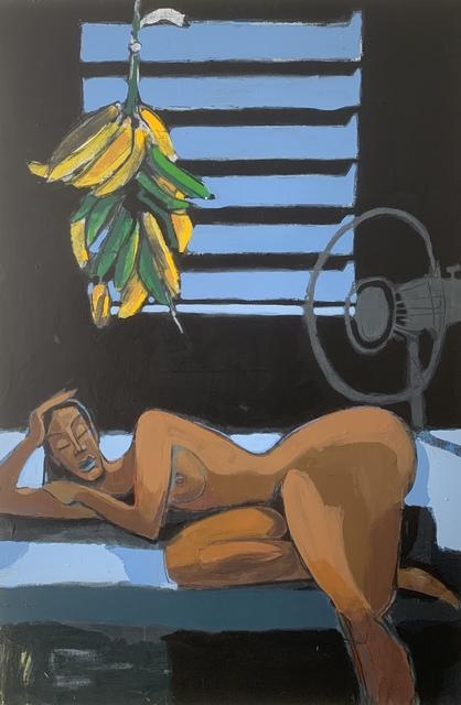 , 'Maja Caribeña,' 2018, Galería Petrus