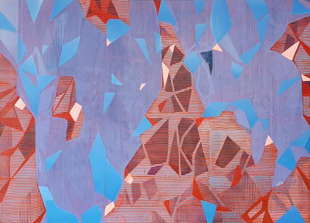 Alexandra Severinsson, 'A New Place', 2019, Painting, Acrylic on canvas, Alfa Gallery