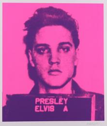 Just Elvis (Pink)