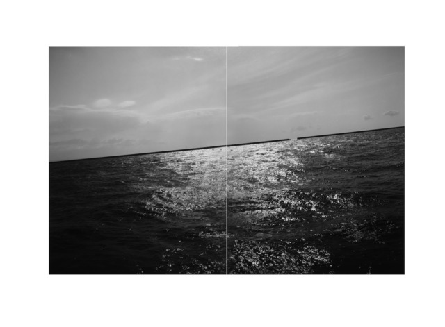 , 'HORIZON -The Border (2003 (Printed 2011)),' 2003, Annely Juda Fine Art