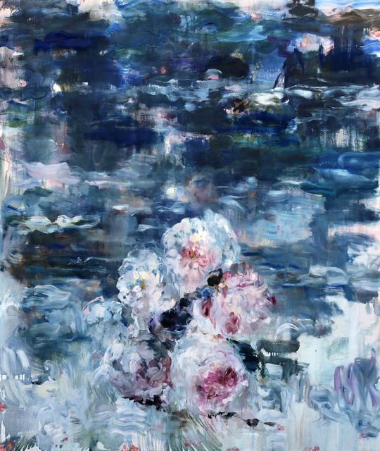 , 'Velvet (midnight lake),' 2018, Bau-Xi Gallery